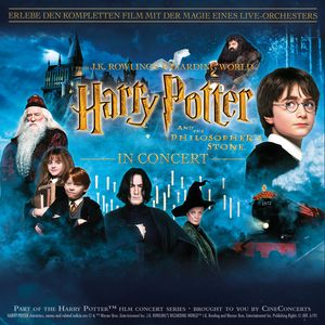 Harry Potter and The Philosopher's Stone - in Concert
