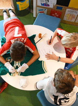 FIFA Museum Summer Camp 2021, Camp 2: Montag 16.08. – Donnerstag 19.08.2021
